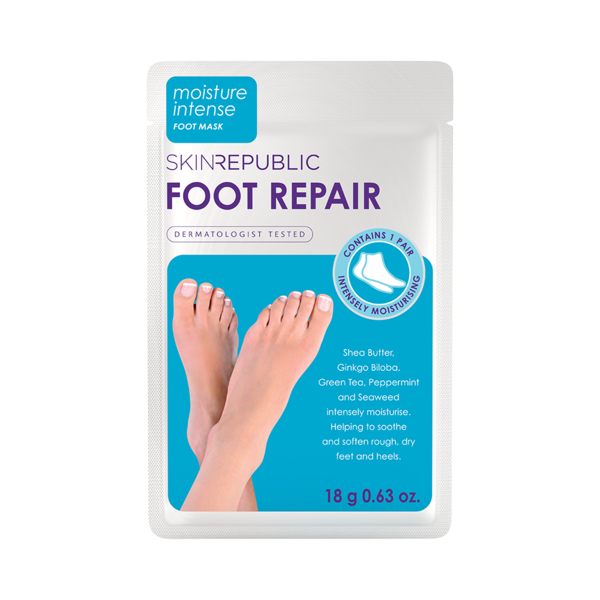 Skin Republic Foot Repair naamiosukat