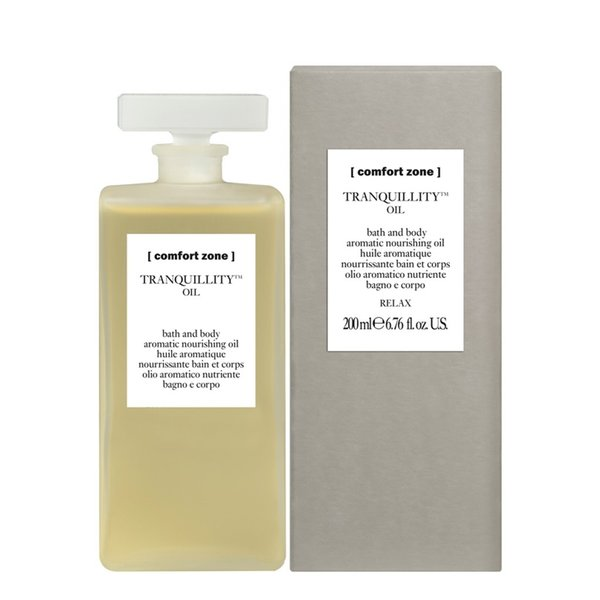 Comfort Zone Tranquillity Bath and Body Oil 200 ml