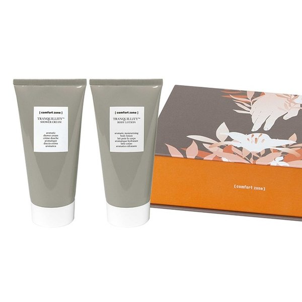 Comfort Zone Tranquillity Duo Kit, Shower + Lotion