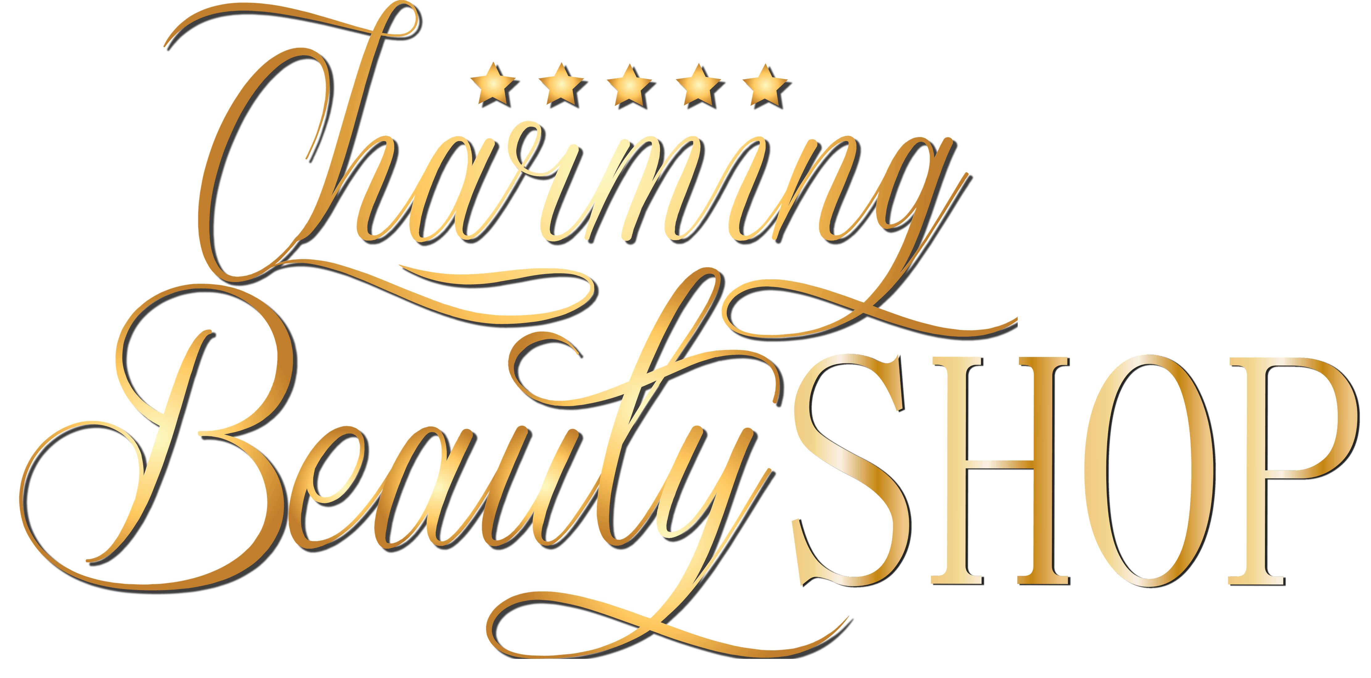 charming beauty shop